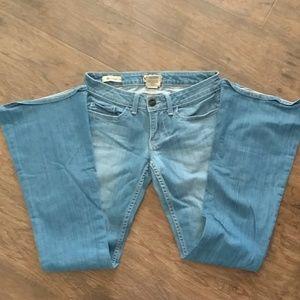William rast blue jeans size 26